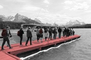 boat-boarding